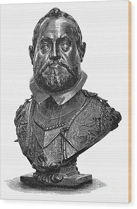Rudolf II (1552-1612) Wood Print by Granger