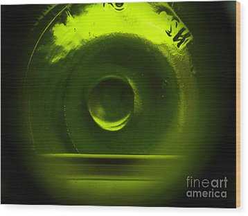 Wood Print featuring the photograph Running On Empty by Everette McMahan jr