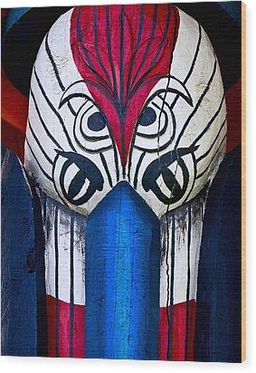 Russian Totem Wood Print