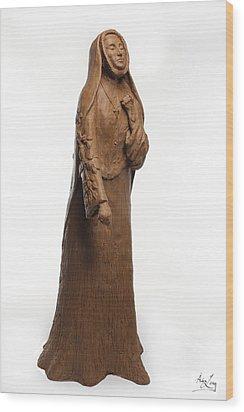 Saint Rose Philippine Duchesne Wood Print by Adam Long