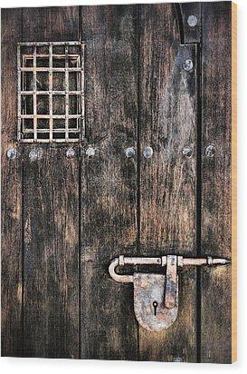 Segura Wood Print by Skip Hunt