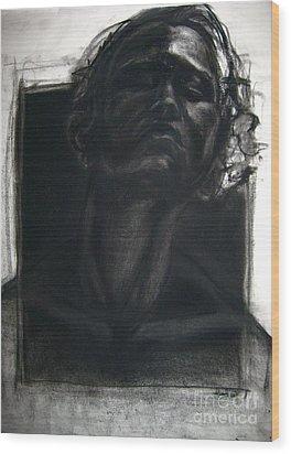 Self Portrait 2008 Wood Print