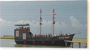 Ship 33 Wood Print by Joyce StJames