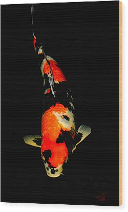 Showa02 Wood Print