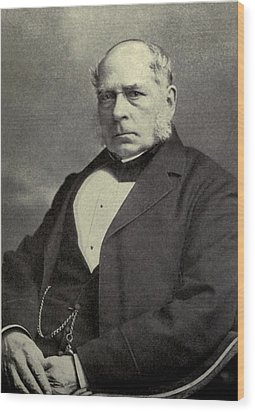 Sir Henry Bessemer 1813-1898, A British Wood Print by Everett