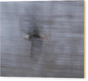 Spirit  Wood Print by Kevin Bone