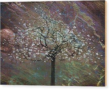 Spring Dreaming Wood Print by Gray  Artus