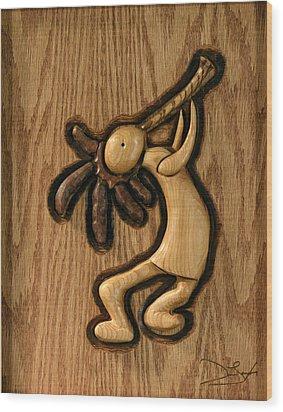 Spring Jam A Wood Print by David Taylor