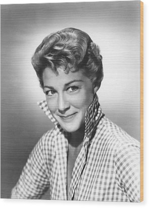 Spring Reunion, Betty Hutton, 1957 Wood Print by Everett