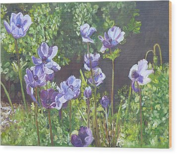 Springs Gifts Wood Print
