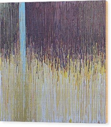 Sprung Wood Print by Kate Tesch