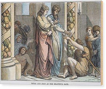 St Peter & St John Wood Print by Granger