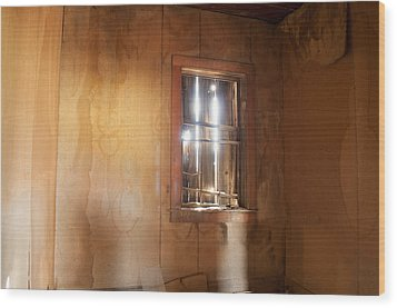 Wood Print featuring the photograph Stains Of Time by Fran Riley