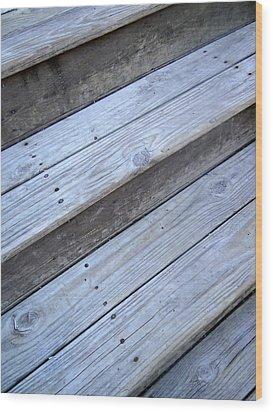 Step Up Wood Print