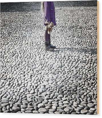 Still Standing Wood Print by Joana Kruse