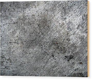 Storm Wood Print by Peter Szabo