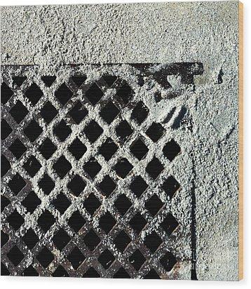 Streets Of Coronado Island 12 Wood Print by Marlene Burns