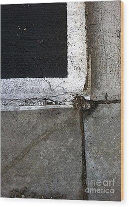 Streets Of La Jolla 4 Wood Print by Marlene Burns