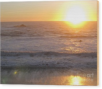 Wood Print featuring the photograph Strength by Tina Marie
