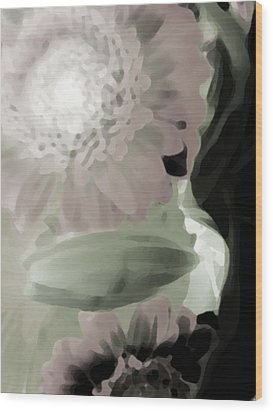 Subterranean Memories 9 - Dreams Wood Print by Lenore Senior
