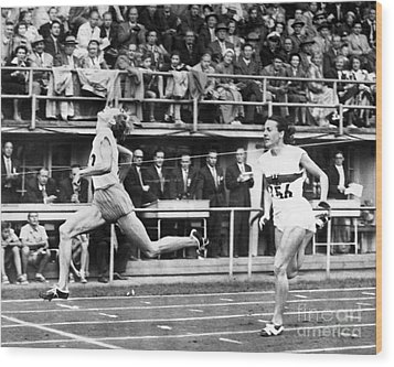 Summer Olympics, 1952 Wood Print by Granger