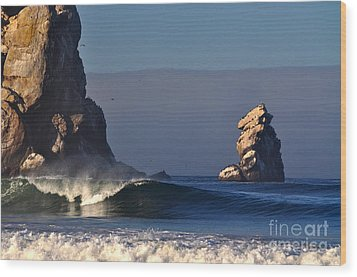 Wood Print featuring the photograph Sunlight by Johanne Peale