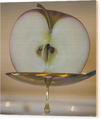 Sweet Apple Wood Print