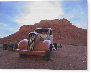 Wood Print featuring the photograph Sweet Ride by Susan Rovira
