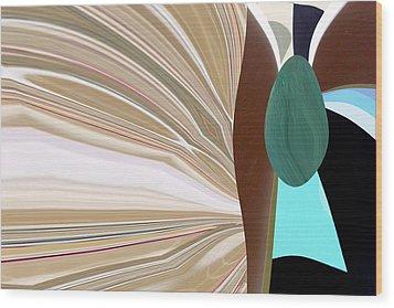 Symphonic Wood Print