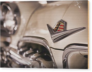 Wood Print featuring the photograph The 1955 Dodge La Femme by Gordon Dean II