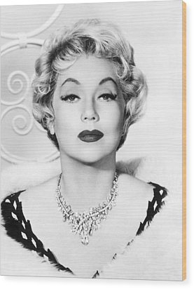 The Ann Sothern Show, Ann Sothern Wood Print by Everett