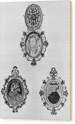 The Armada Jewel, Formerly Of J.p Wood Print by Everett