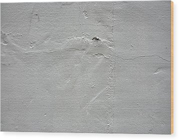 The Found Eye Wood Print