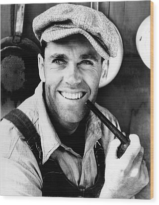 The Grapes Of Wrath, Henry Fonda, 1940 Wood Print by Everett