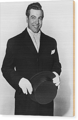 The Great Caruso, Mario Lanza, 1951 Wood Print by Everett