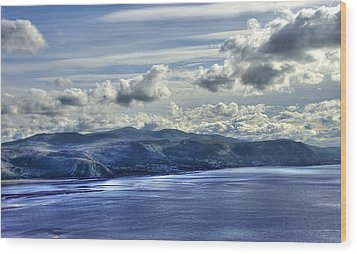 The Great Orme Wood Print by Svetlana Sewell