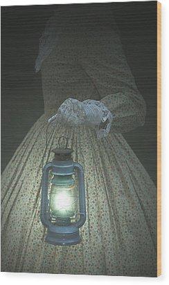 The Light Wood Print by Joana Kruse