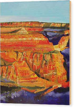 The Magnificent Grand Canyon 2 Wood Print by FS Boric