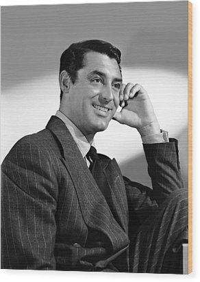 The Philadelphia Story, Cary Grant, 1940 Wood Print by Everett