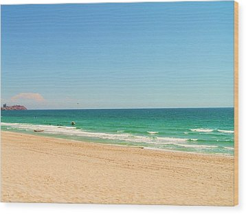 Wood Print featuring the photograph The Sea Of Cortez by Rand Swift