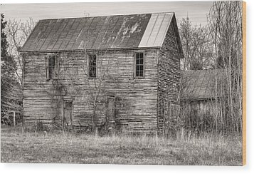 The Tavern Wood Print by JC Findley