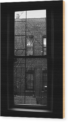 The View At 155th Street Wood Print