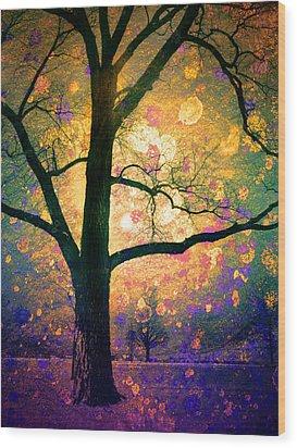 These Dreams Wood Print by Tara Turner