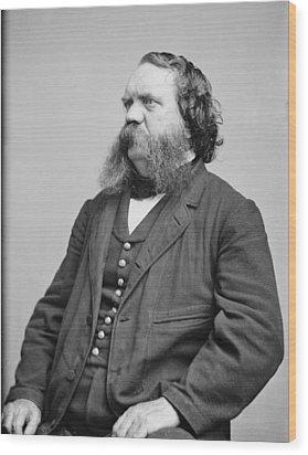 Thomas B. Thorp 1815-1878 American Wood Print by Everett