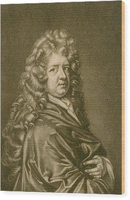 Thomas Betterton C. 1635-1710, Leading Wood Print by Everett