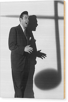 Toast Of New Orleans, Mario Lanza, 1950 Wood Print by Everett