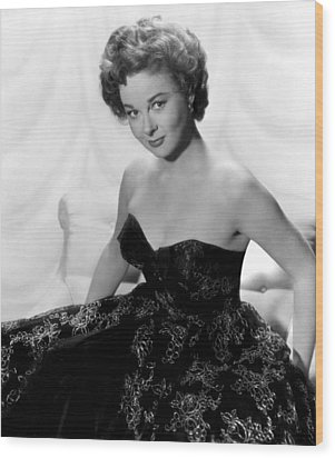 Top Secret Affair, Susan Hayward, 1957 Wood Print by Everett
