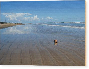 Wood Print featuring the photograph Tranquility by Fotosas Photography