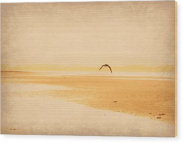 Wood Print featuring the photograph Tranquillity by Marilyn Wilson
