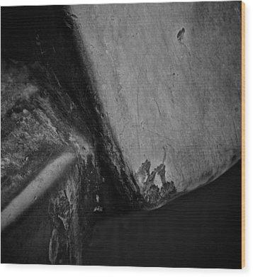 Tumbling Free Wood Print by Odd Jeppesen
